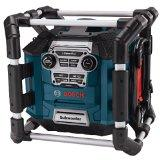 Bosch PB360S Power Box Jobsite 18V Li-Ion Radio and Charger