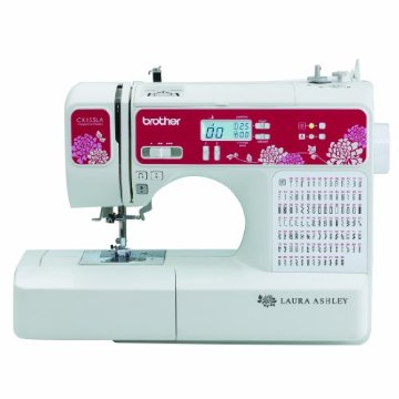 Brother CX155LA Laura Ashley Limited Edition Computerized Sewing & Quilting Machine