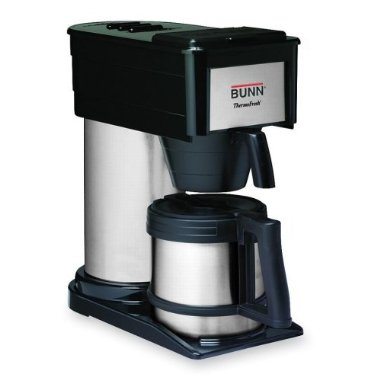 Bunn ThermoFresh Velocity BTX 10-Cup Coffee Maker