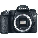 Canon EOS 70D 20.2MP Digital SLR Camera (Body Only)