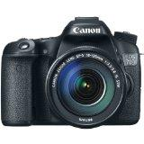 Canon EOS 70D 20.2MP Digital SLR Camera Kit with EF-S 18-135mm F3.5-5.6 IS STM Lens