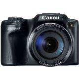 Canon PowerShot SX510 HS 12.1MP Digital Camera with 30x Zoom and 1080p Video
