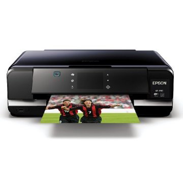 Epson Expression Photo XP-950 Wireless Color Photo Printer with Scanner and Copier (C11CD28201)