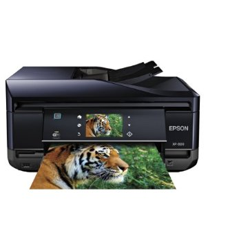 Epson Expression Premium XP-800  Photo Small-in-One Wireless Printer, Copier, Fax, and Scanner (C11CC45201)