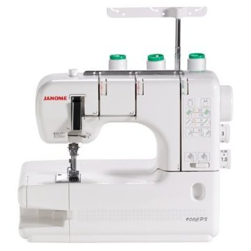 Janome CoverPro 900CPX Coverstitch Hem Sewing Machine