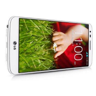 LG G2 32GB Factory Unlocked GSM Phone (White, D802)