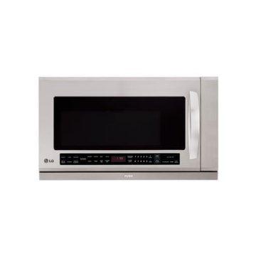 LG LMHM2017ST 2.0 cu. ft. Over-the-Range 1100-Watt Microwave (Stainless Steel)