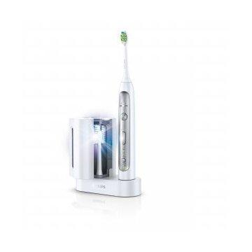 Philips Sonicare Flexcare Platinum Series 8 Toothbrush with UV Sanitizer (HX9170/10)