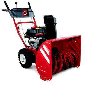 "Troy-Bilt Storm 2410 24"" Two-Stage Electric Start Gas Snow Blower"