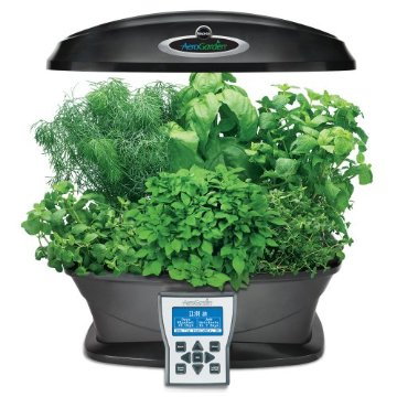AeroGarden Ultra Miracle-Grow with Gourmet Herb Seed Pod Kit