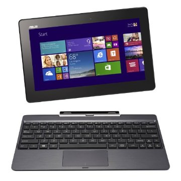 ASUS Transformer Book T100TA-C1-GR 10.1 Convertible 2-in-1 Touchscreen Laptop