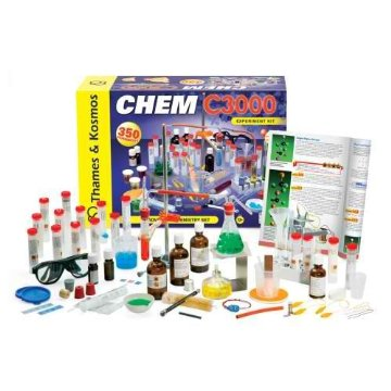 Chem C3000 Chemistry Experiment Kit (V1)