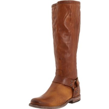 Frye Phillip Harness Tall Women's Boot (4 Color Options)