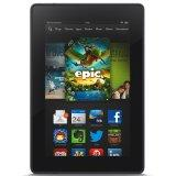 Kindle Fire HD 7 Tablet with Wi-Fi, 16GB, and Sponsored Ad Screensaver