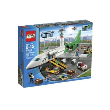 LEGO City Cargo Terminal Set (60022)
