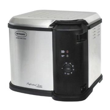 Masterbuilt Butterball Indoor Gen III Electric Fryer Cooker (23011014, Large)