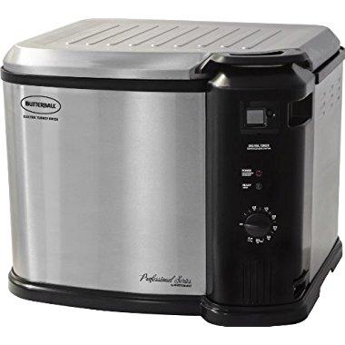 Masterbuilt Butterball Indoor Gen III Electric Fryer Cooker (23011114, Extra Large)