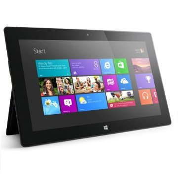 Microsoft Surface 10.6 Tablet with 64GB, Windows RT