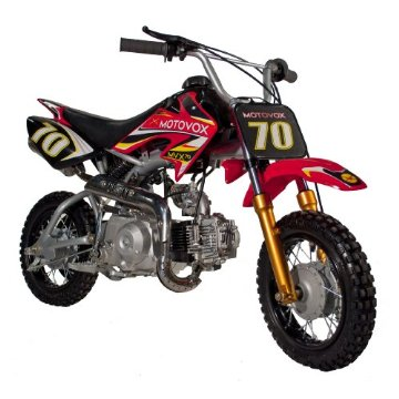 Motovox MVX70 70cc Dirt Bike