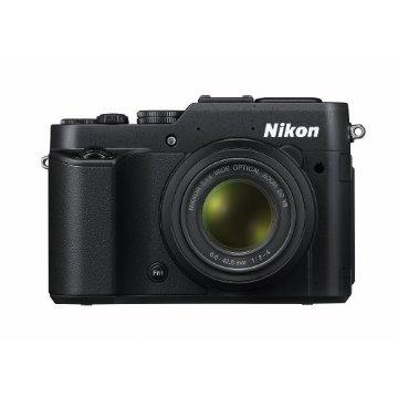 Nikon Coolpix P7800 12.2MP Digital Camera with 7.1x Zoom