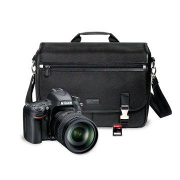 Nikon D610 24.3MP FX-Format Digital SLR Kit with 28-300mm f/3.5-5.6G ED VR AF-S Lens