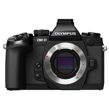 Olympus OM-D E-M1 16MP Compact System Camera (Body Only)
