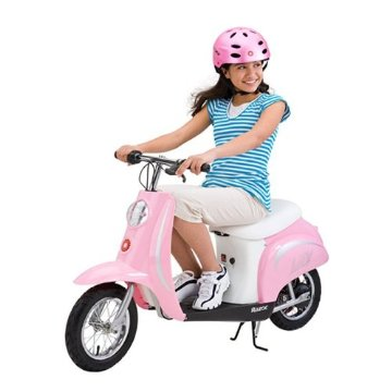 Razor Pocket Mod Bella Electric Scooter (Pink)