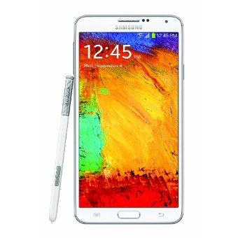 Samsung Galaxy Note 3, White (Verizon Wireless)