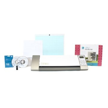 Silhouette Cameo Electronic Cutting Tool with Vinyl Starter Kit