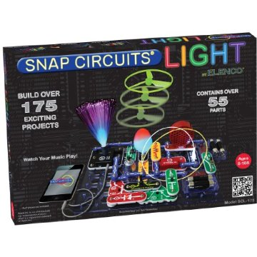 Snap Circuits Light by Elenco