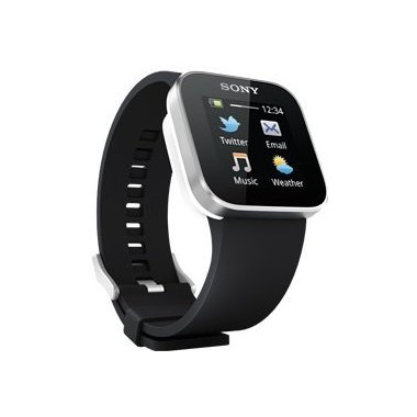 Sony SmartWatch Android Bluetooth Watch (Version 1, MN2, 1254-6627)