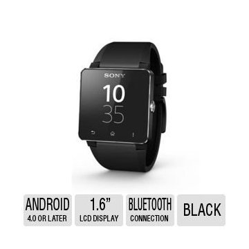 Sony SmartWatch SW2 for Android Phones