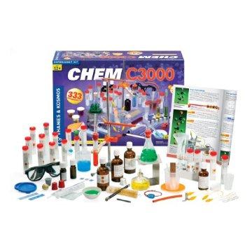 Thames & Kosmos Chem C3000 Chemistry Experiment Kit (V 2.0)