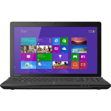 Toshiba Satellite C55-A5300 15.6 Laptop with 500GB HD, 4GB RAM, Windows 8