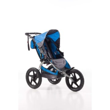 BOB Sport Utility Single Stroller (Blue)