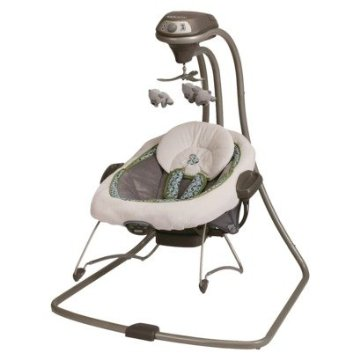 Graco DuetConnect 2-in-1 Swing and Bouncer (Monroe)