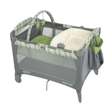 Graco Pack 'N Play Playard with Reversible Napper and Changer (Roman)
