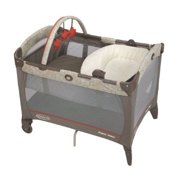 Graco Pack 'n Play Playard with Reversible Napper and Changer (Forecaster)