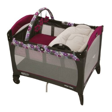 Graco Pack 'n Play Playard with Reversible Napper and Changer (Portia)