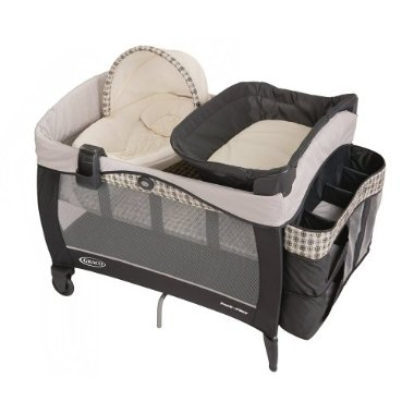 Graco Pack 'N Play with Newborn Napper Elite (Vance)