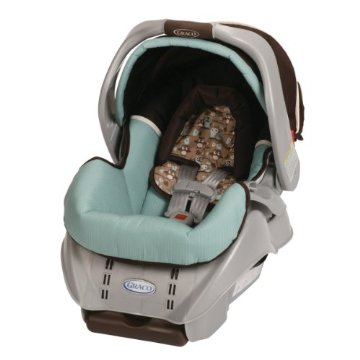 Graco SnugRide Classic Connect Newborn Car Seat, Little Hoot
