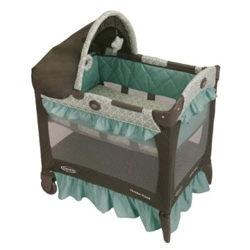 Graco Travel Lite Crib (Winslet)