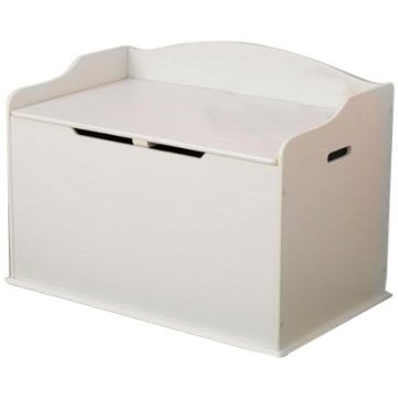 KidKraft Austin Toy Box (White)