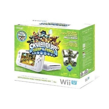 Nintendo Wii U Skylanders SWAP Force Limited Edition Bundle