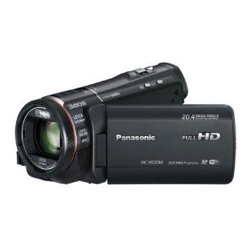 Panasonic HC-X920M 3D Ready HD 3MOS Digital Camcorder with Wi-Fi