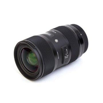 Sigma 18-35mm F1.8 DC HSM Lens for Canon APS-C DSLRs (210101)