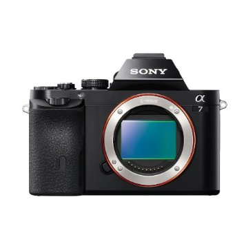 Sony Alpha a7 Full-Frame 24.3MP Digital Camera (Body Only)