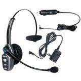 VXI BlueParrott Roadwarrior B250-XT Bluetooth Wireless Headset with AC and Car Chargers (202720)