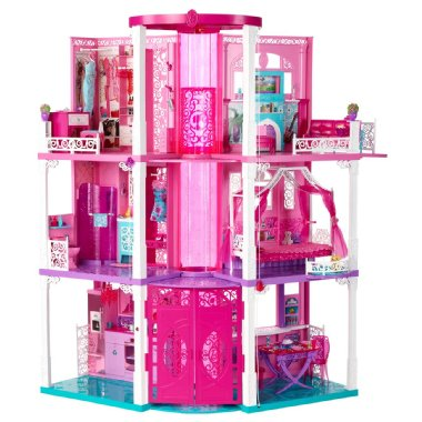 Barbie 3-Story Dream House