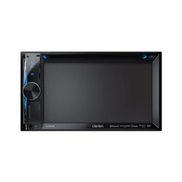 Clarion NX602 In-Dash DVD Receiver with GPS Navigation